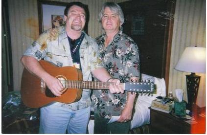 Bernie Cyrus & Steve Gernhauser at SXSW