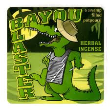 Bayou Blaster from dascents.com