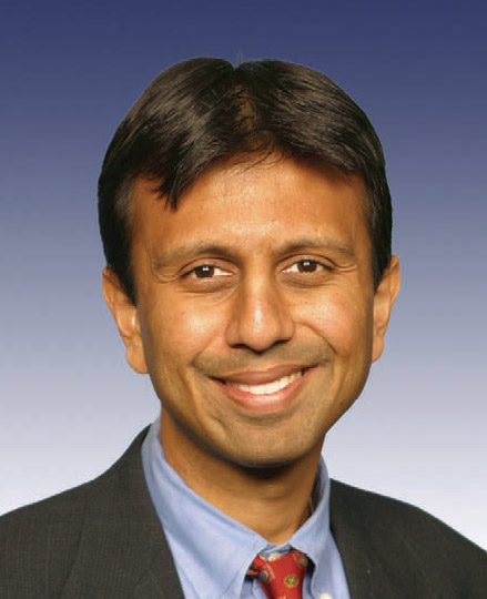 Bobby Jindal, official 109th Congressional photo