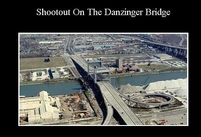 Danzinger Bridge, New Orleans