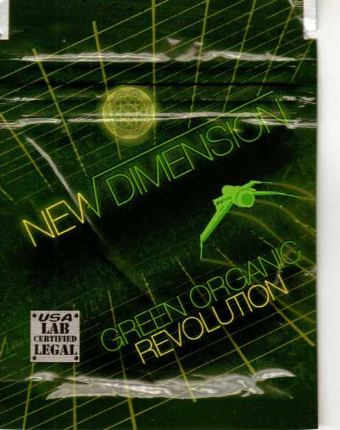 3.3 New Dimension Green Organic Revolution