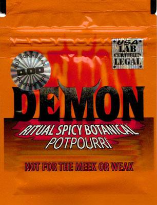 Demon Ritual Potpourri