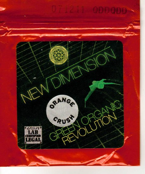 New Dimension Green Organic Revolution