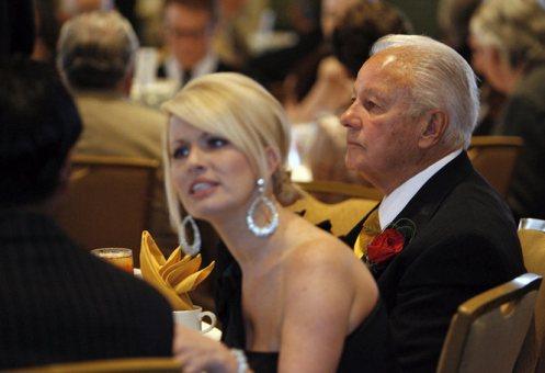 Edward and wife Trina Grimes