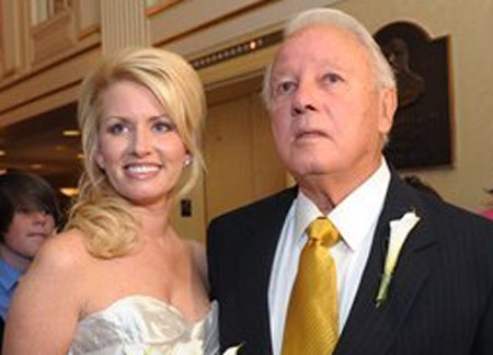 Trina Scott Grimes & hubby Edwin Edwards