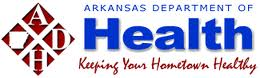 AR dept of Health logo