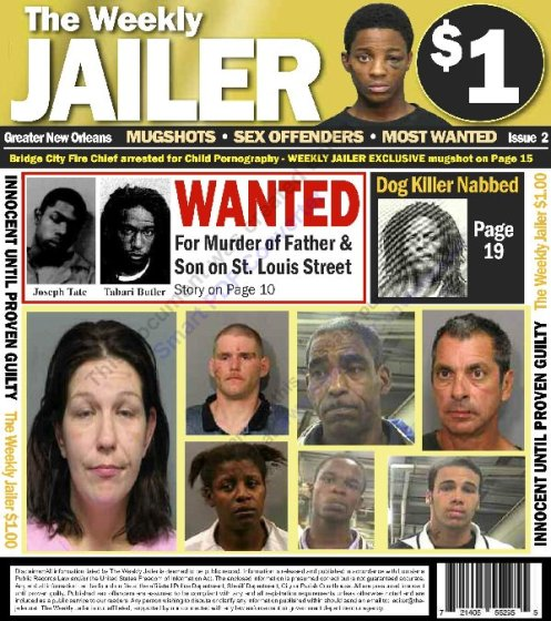The Weekly Jailer, New Orleans Edition
