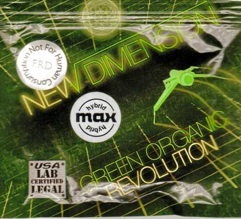 New Mushroom Sachet, New Dimension Green Organic Revolution