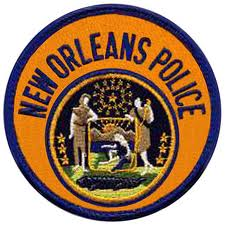 NOPD Cloth Patch