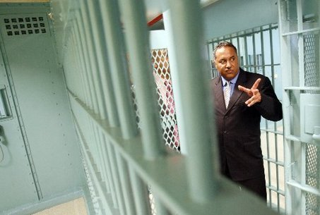 Gusman in Jail