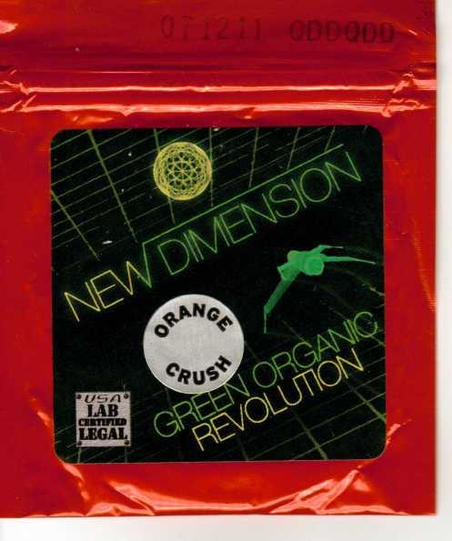 New Dimension Green Organic Revolution