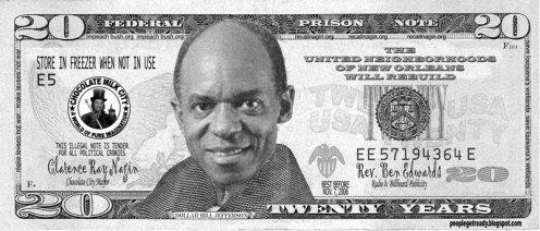Twenty Dollar Bill William Jefferson