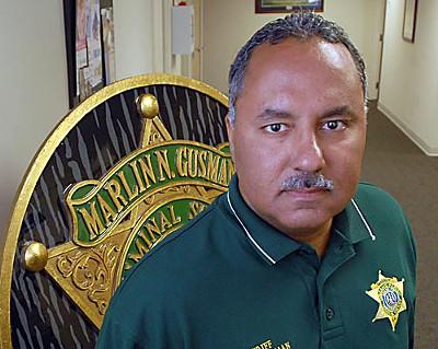 Orleans Parish Criminal Sheriff Marlin Gusman