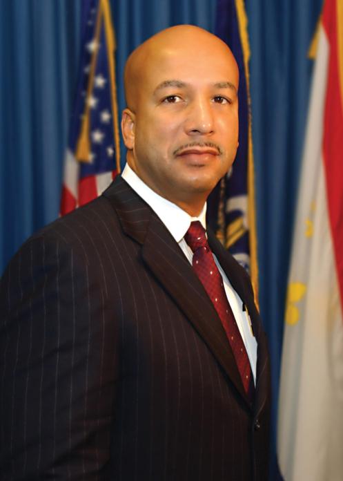 Former Mayor Ray Nagin