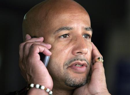 Ray Nagin on Phone