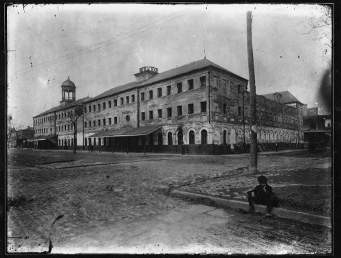 Olreans Parish Prison, Circa 1830