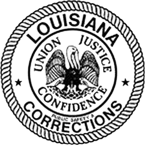 Louisiana Safety and Corrections Logo