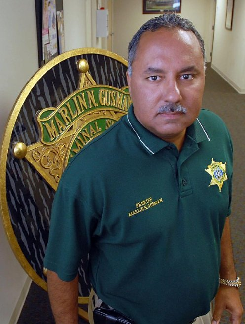 Orleans Parish Criminal Sheriff Marlin Gusman