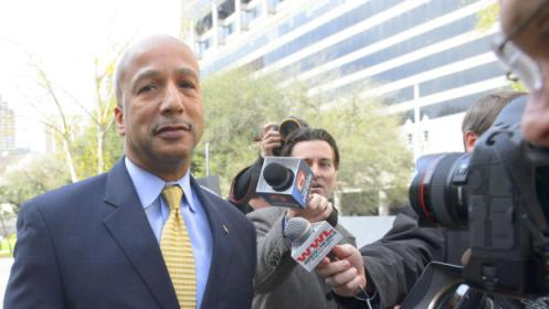 Ray Nagin Arraigned