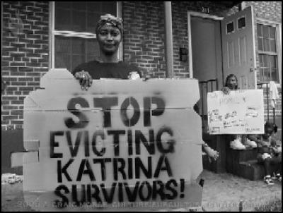 Historic HANO Resident Protest After Katrina