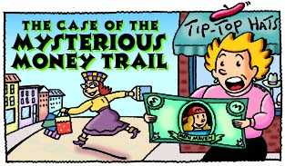 Mysterious Money Trail