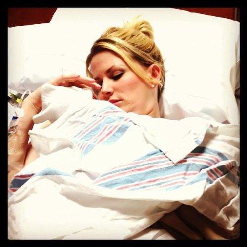 Trina Edwards with New Born Baby Boy!
