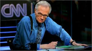 Larry King on CNN
