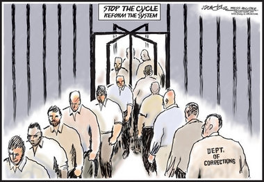 Recidivism Revolving Door 2