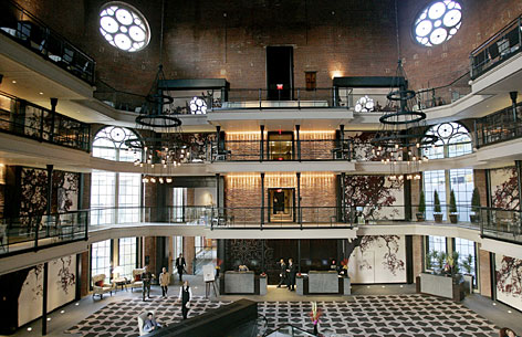 Boston Jail Becomes Fancy Hotel