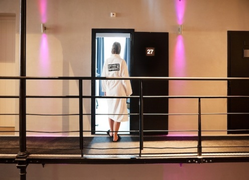 Dutch Prison Turns Into Luxury Hotel