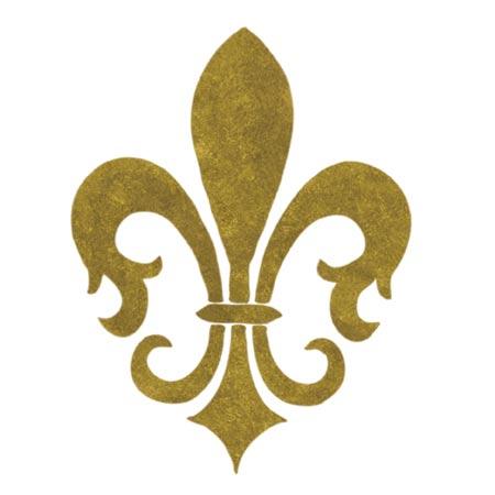 Fleur de Lis, Symbol of New Orleans