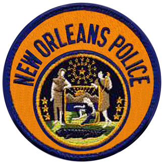 NOPD Patch