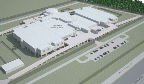 Plaquemines Parish New Jail 2