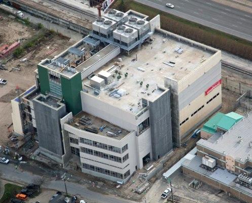 New Parish Prison Under Construction