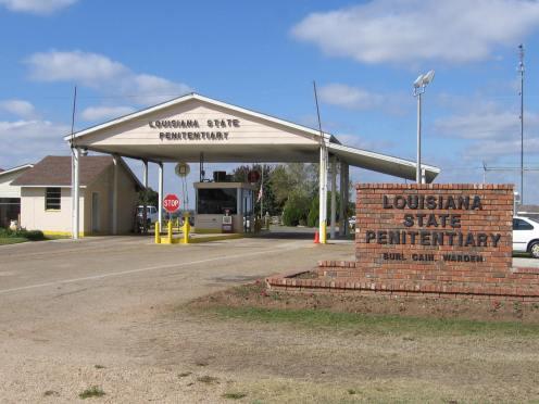 Angola Prison aka Louisiana State Penitentiary