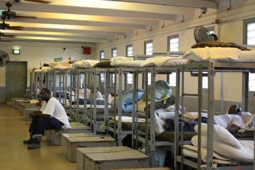 Louisiana State Penitentary Lockdown